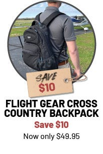 Flight Gear Backpack Special