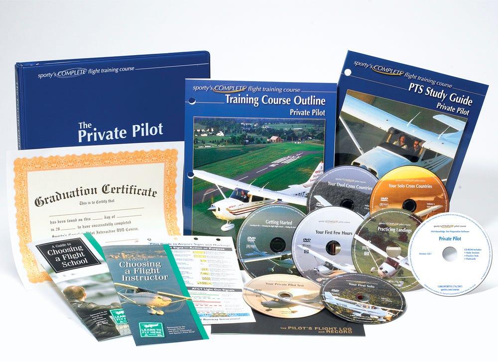 DVD courses