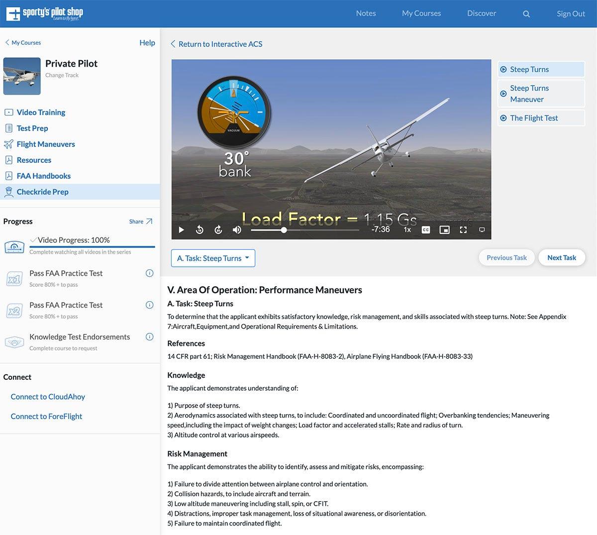 Airman Certification Standards