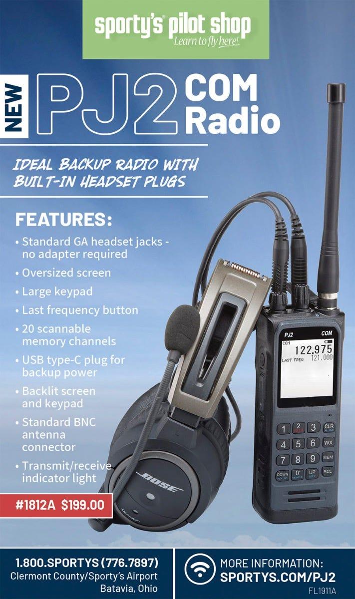 PJ2 COM radio