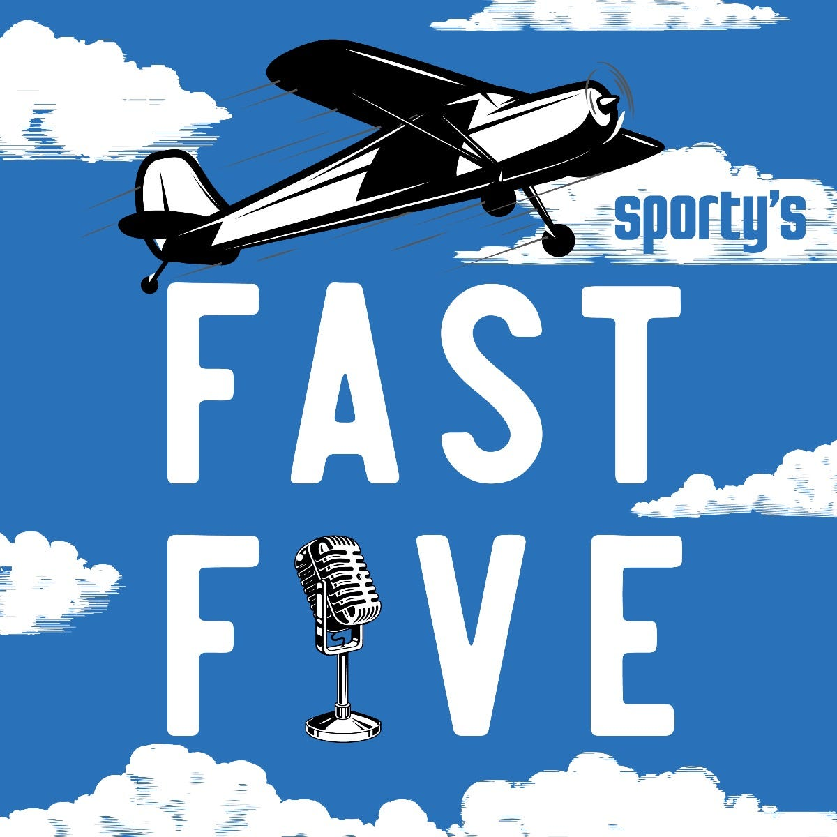 Sporty's Fast Five podcast