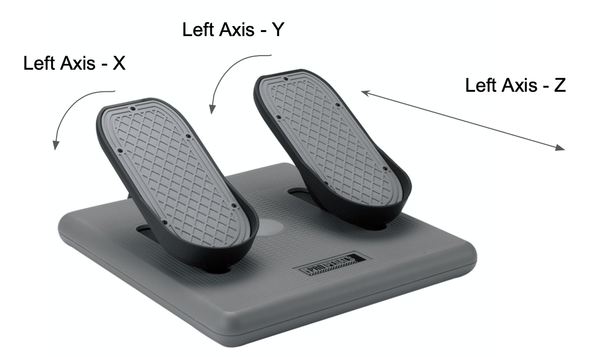 CH Products Rudder Pedals