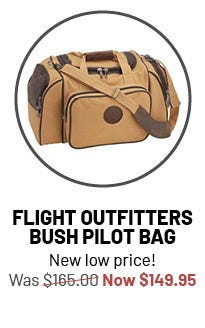 Flight Outfitters Bush Pilot Duffel Bag