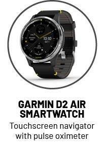 New Garmin D2 Watch
