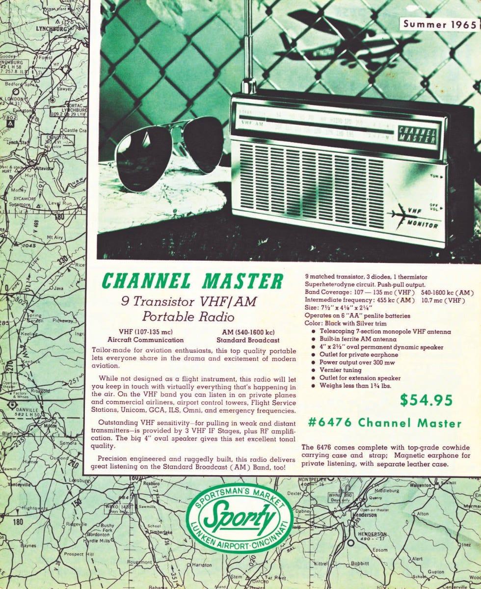 1960s catalog cover