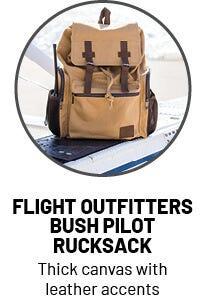 Flight Outfitteres Rucksack