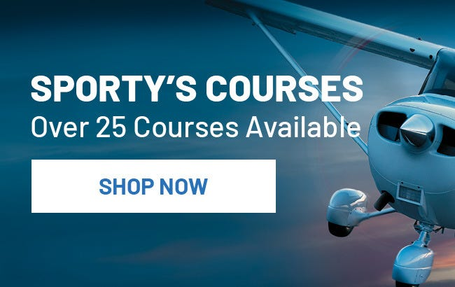 Sporty's Courses