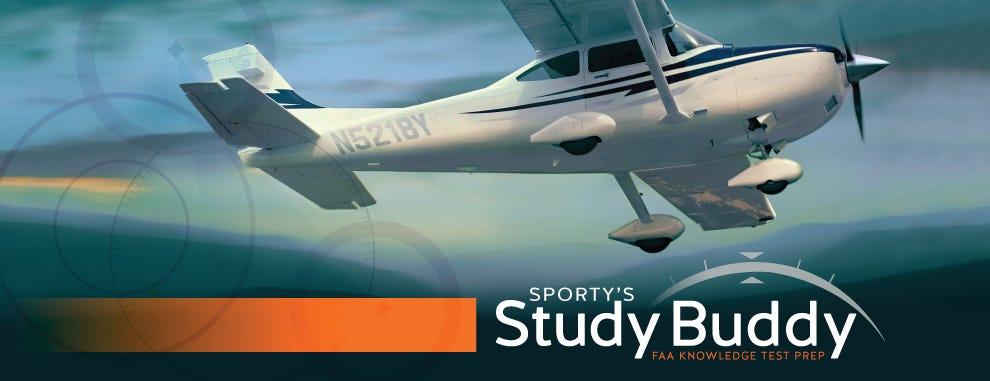 Sporty's Study Buddy - FAA Test Prep