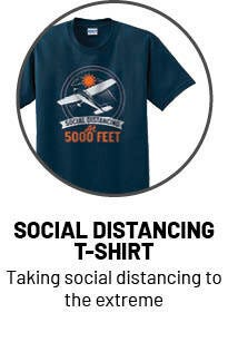 Social Distance T-Shirt