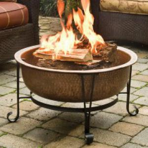Salt Lamp Fire Pit : Home page - Tool Shop - from Sporty s Tool Shop