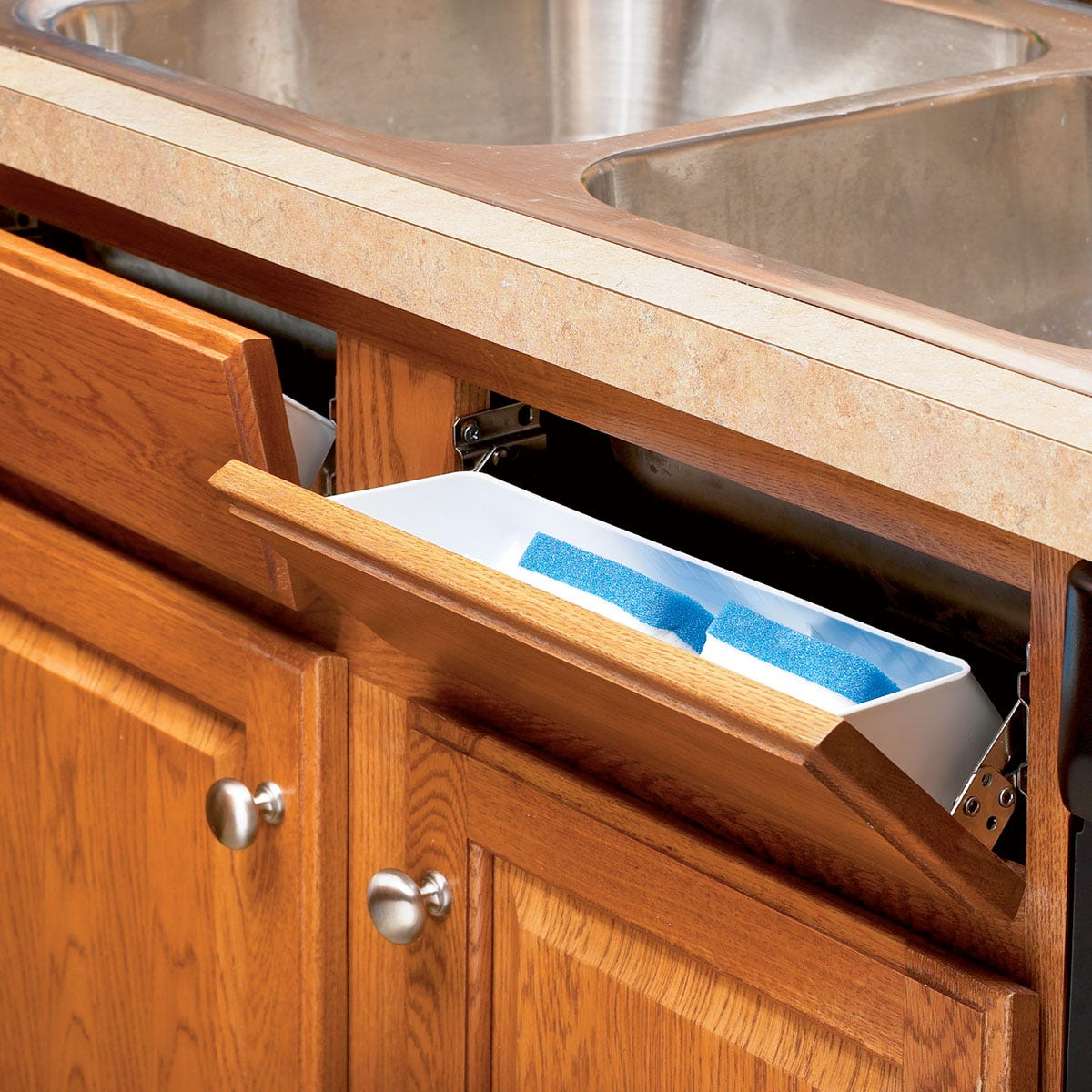 Sink Front Tip Out Trays 11 In Long