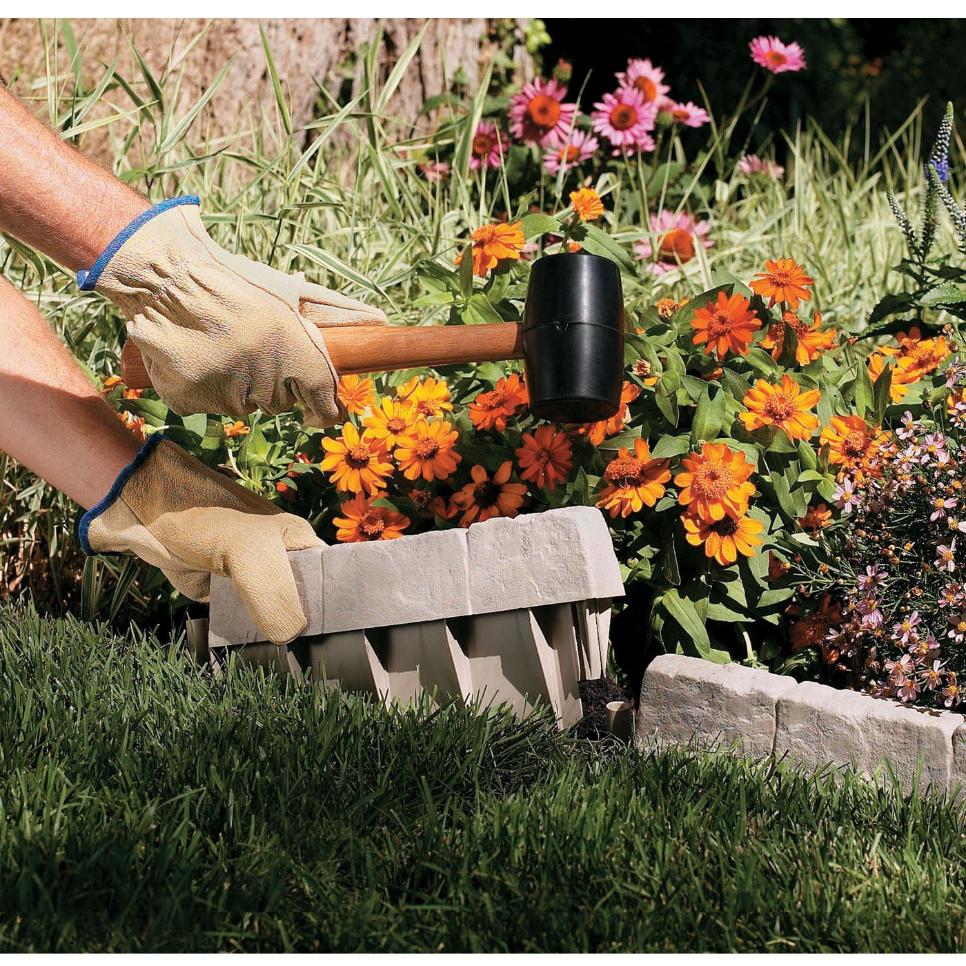 Stone Edger: From Sporty's Tool Shop
