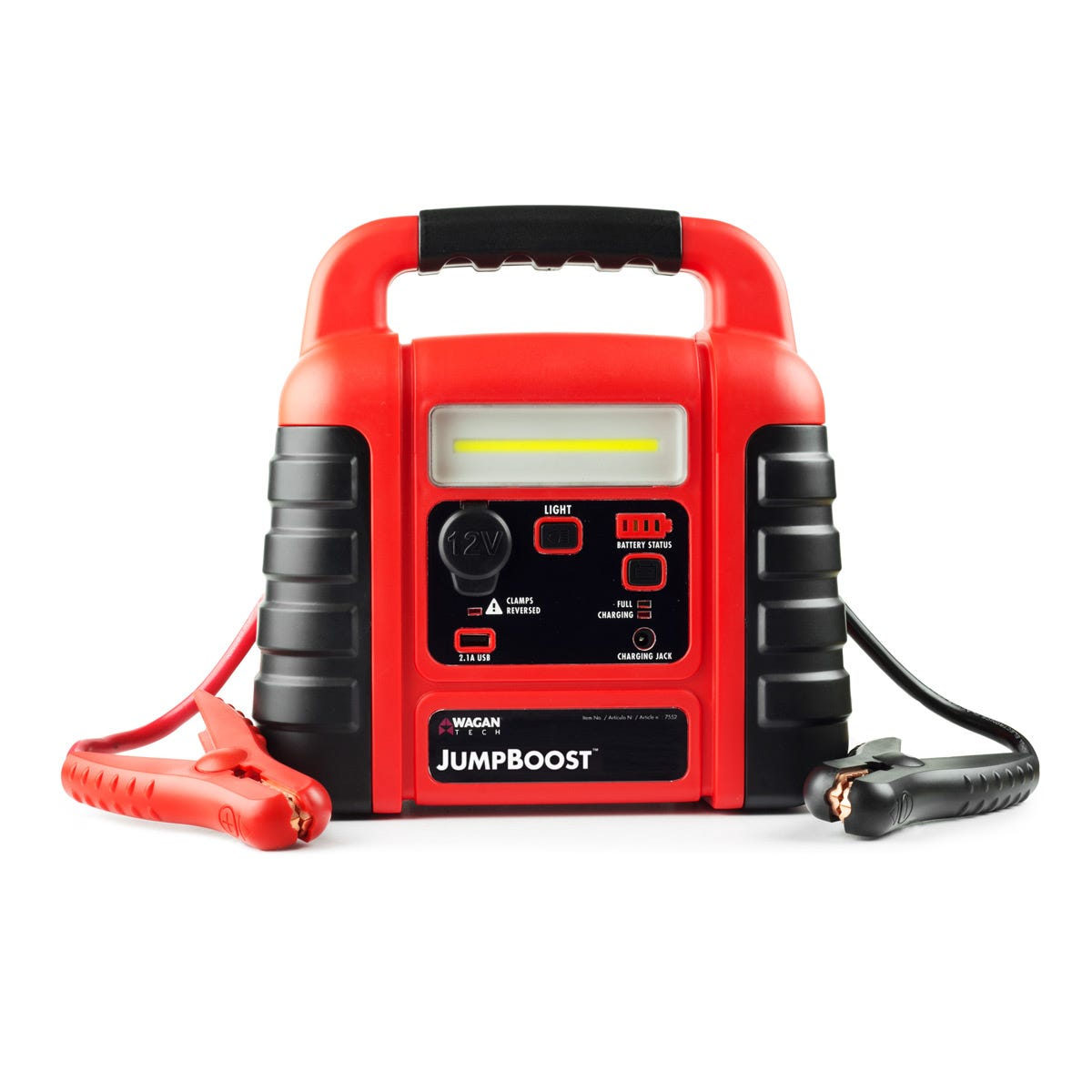 5 In 1 Emergency Center Jump Starter From Sporty S Tool Shop