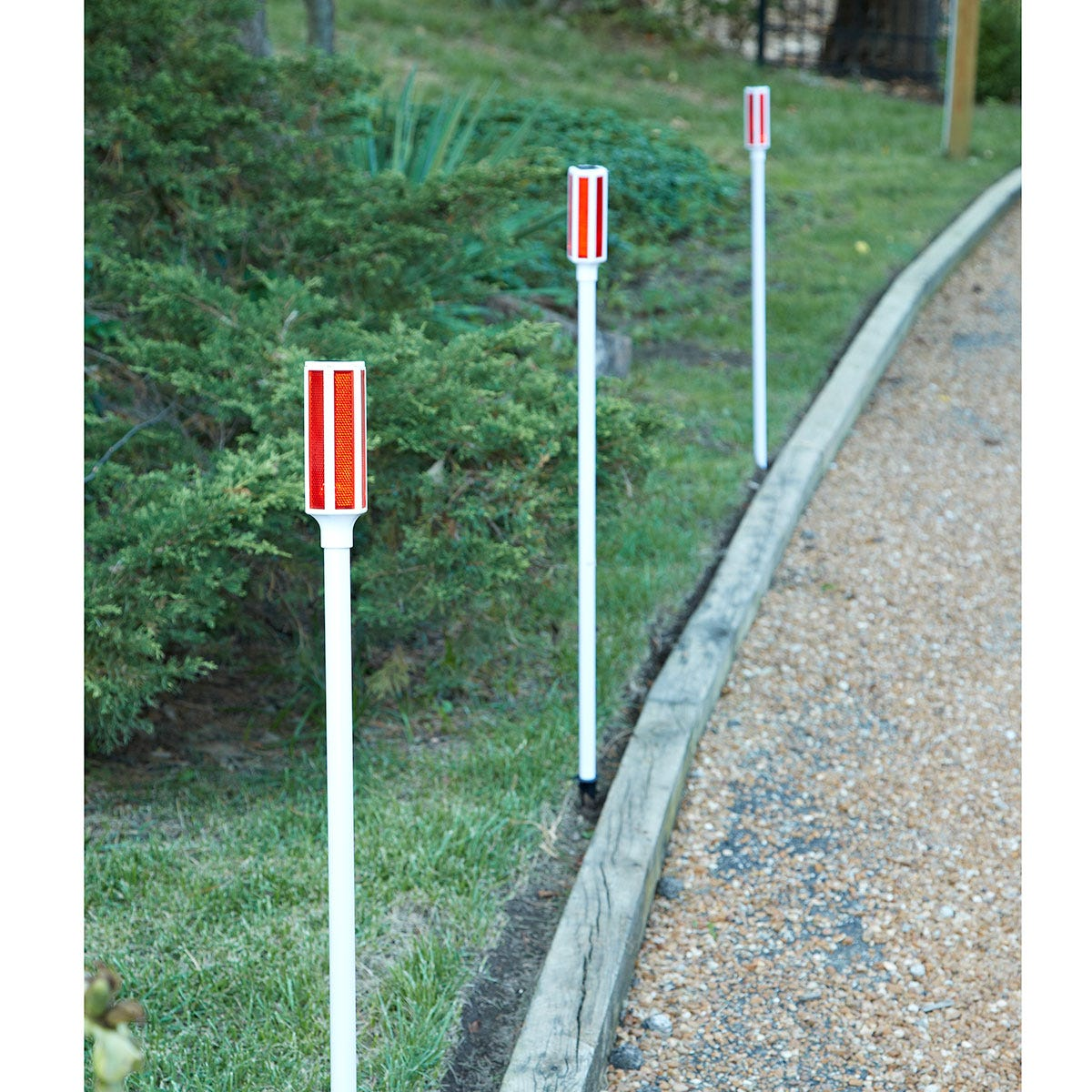 Christmas Lights Lawn Stakes