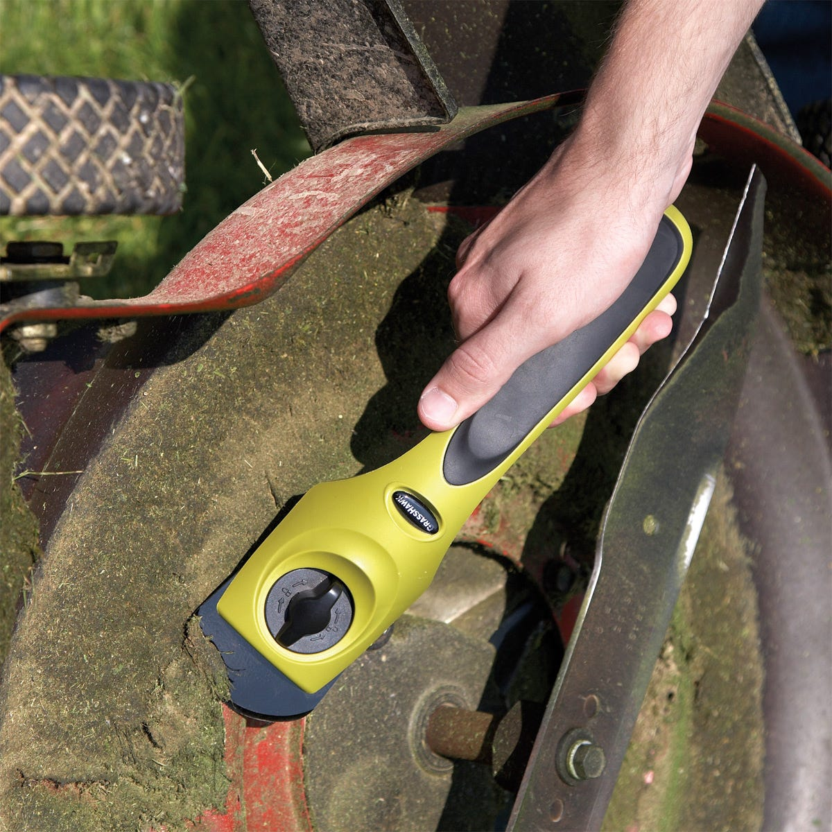 Ultimate Lawn Mower Deck Scraper From Sporty S Tool Shop
