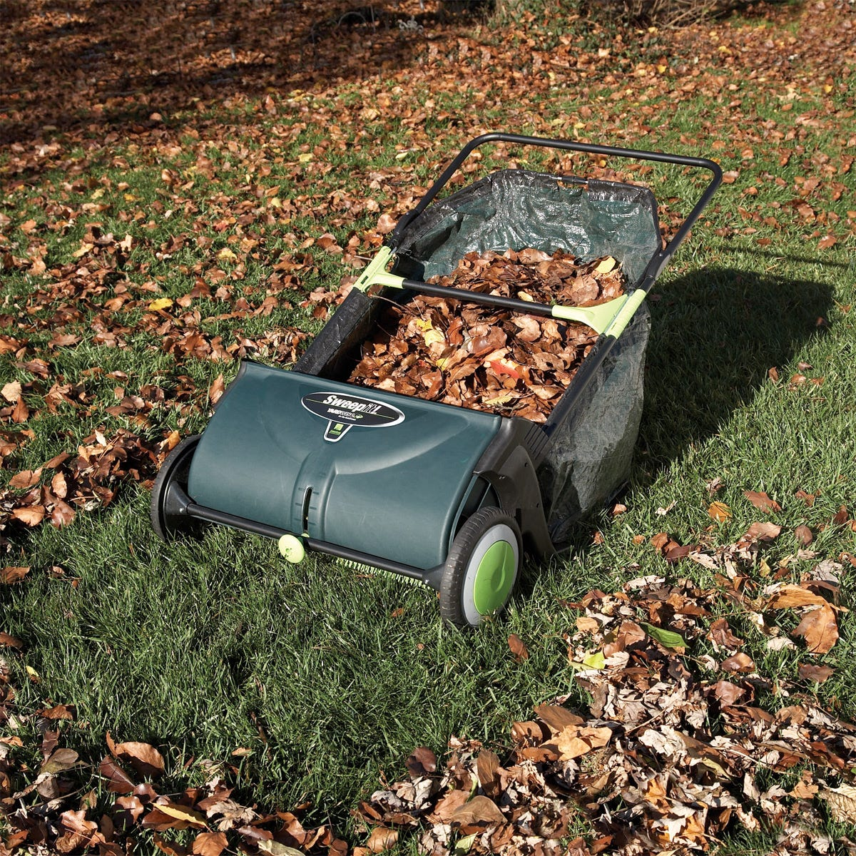Easy Leaf Collector From Sporty S Tool Shop