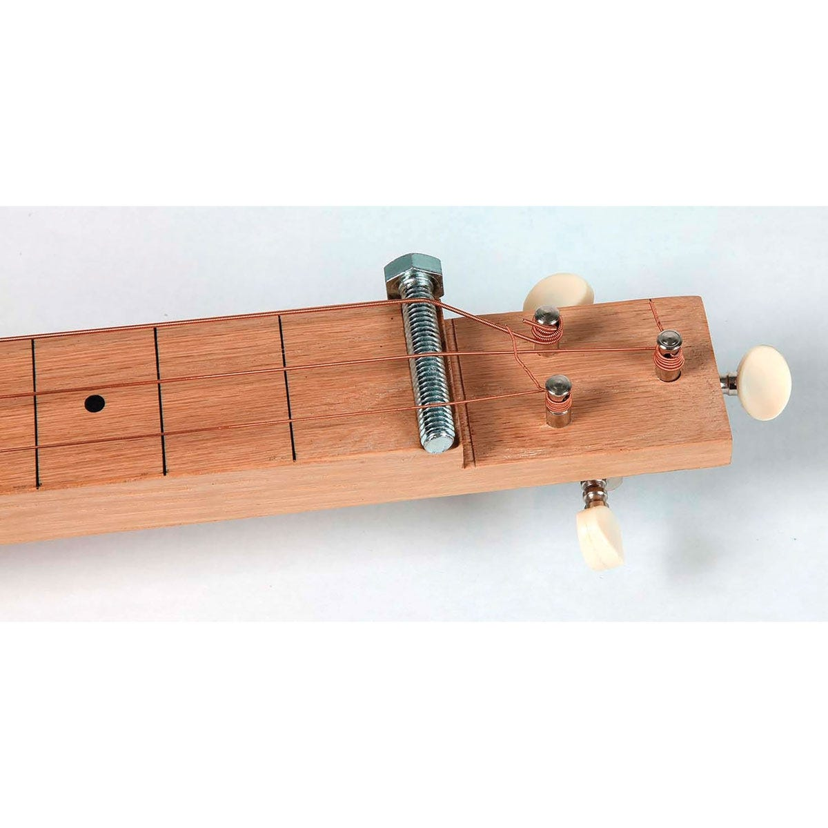 electric blues box guitar from sportys preferred living. Black Bedroom Furniture Sets. Home Design Ideas