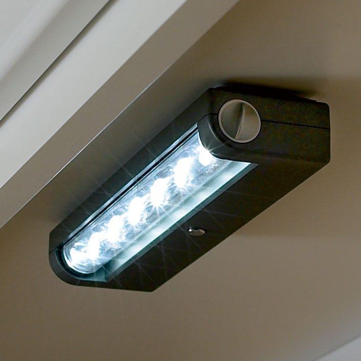 wireless under cabinet light. Black Bedroom Furniture Sets. Home Design Ideas