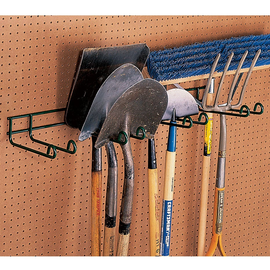 magnetic interesting set appealing hanger depot box organizer garden home rack her at lowes genuine yard tool