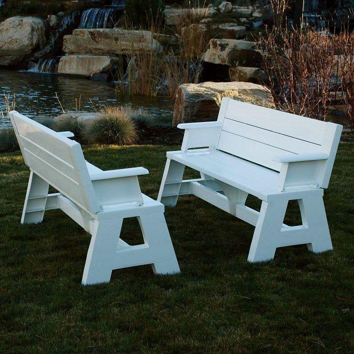 Surprising Convert A Bench Machost Co Dining Chair Design Ideas Machostcouk