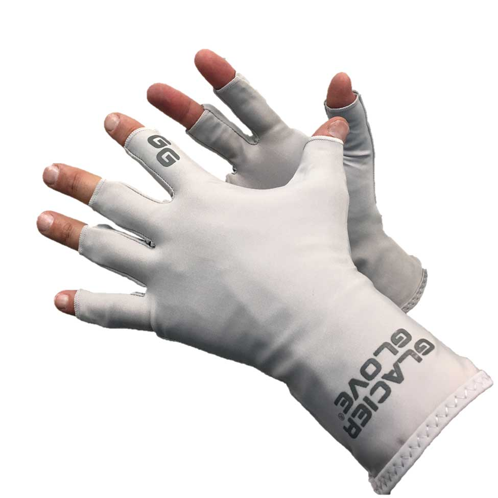 Sun protection gloves from sporty 39 s tool shop for Fishing sun gloves