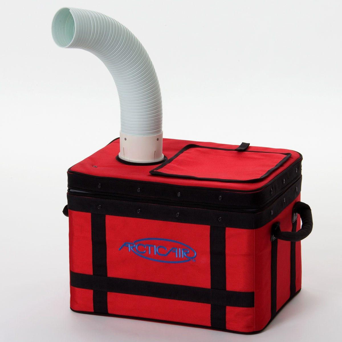 Arctic Air Portable Air Conditioner (38 qt. single fan 12 volt  #861019