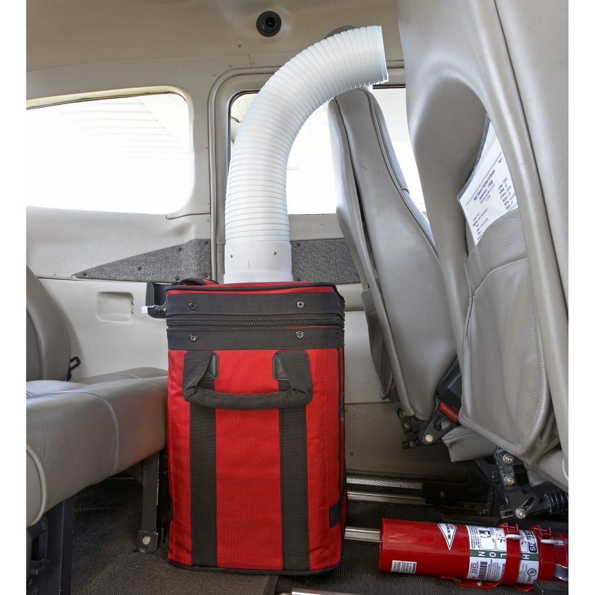 Arctic Air Portable Air Conditioner (52 qt. dual fan 12 volt  #A72425