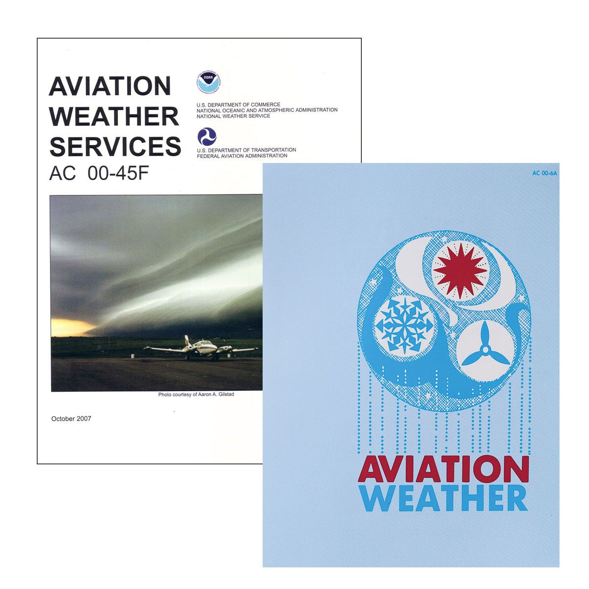 Aviation Weather and Aviation Weather Services Combo Pack ...