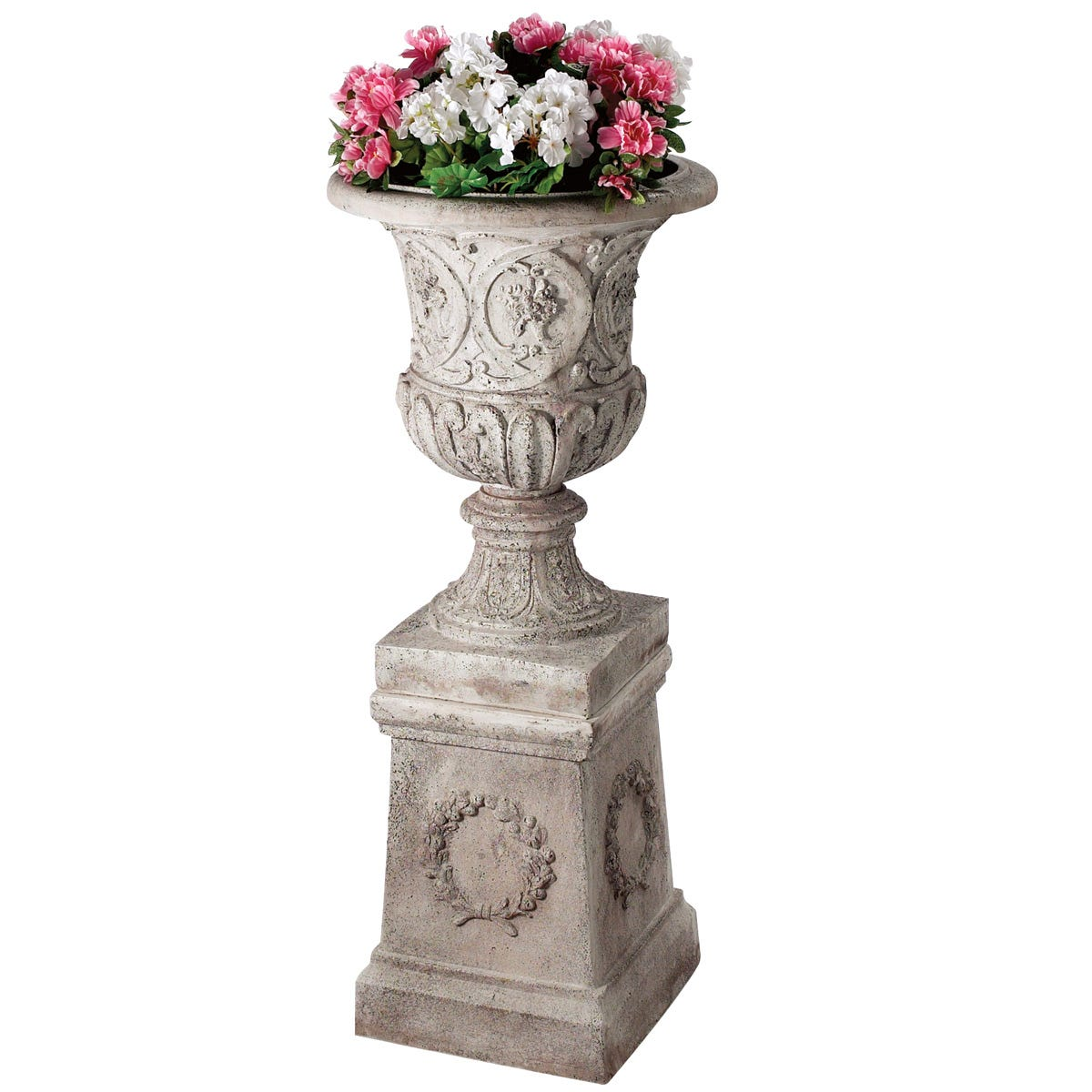 Urn and Pedestal Combo from Sportys Preferred Living