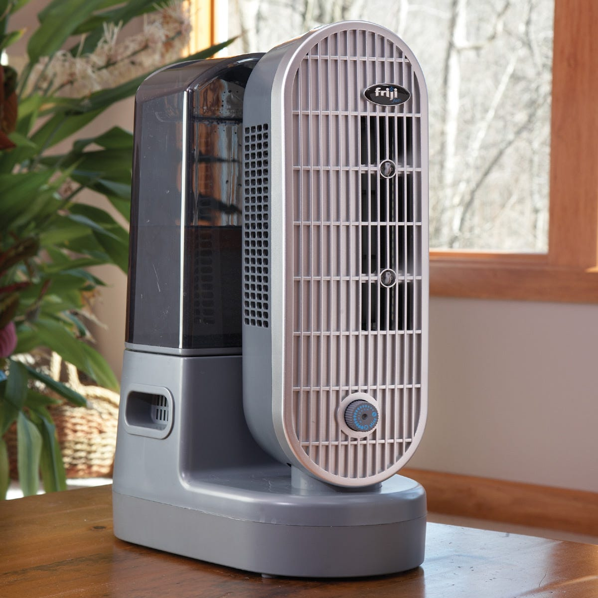 Indoor Misting Fan : Friji indoor misting fan