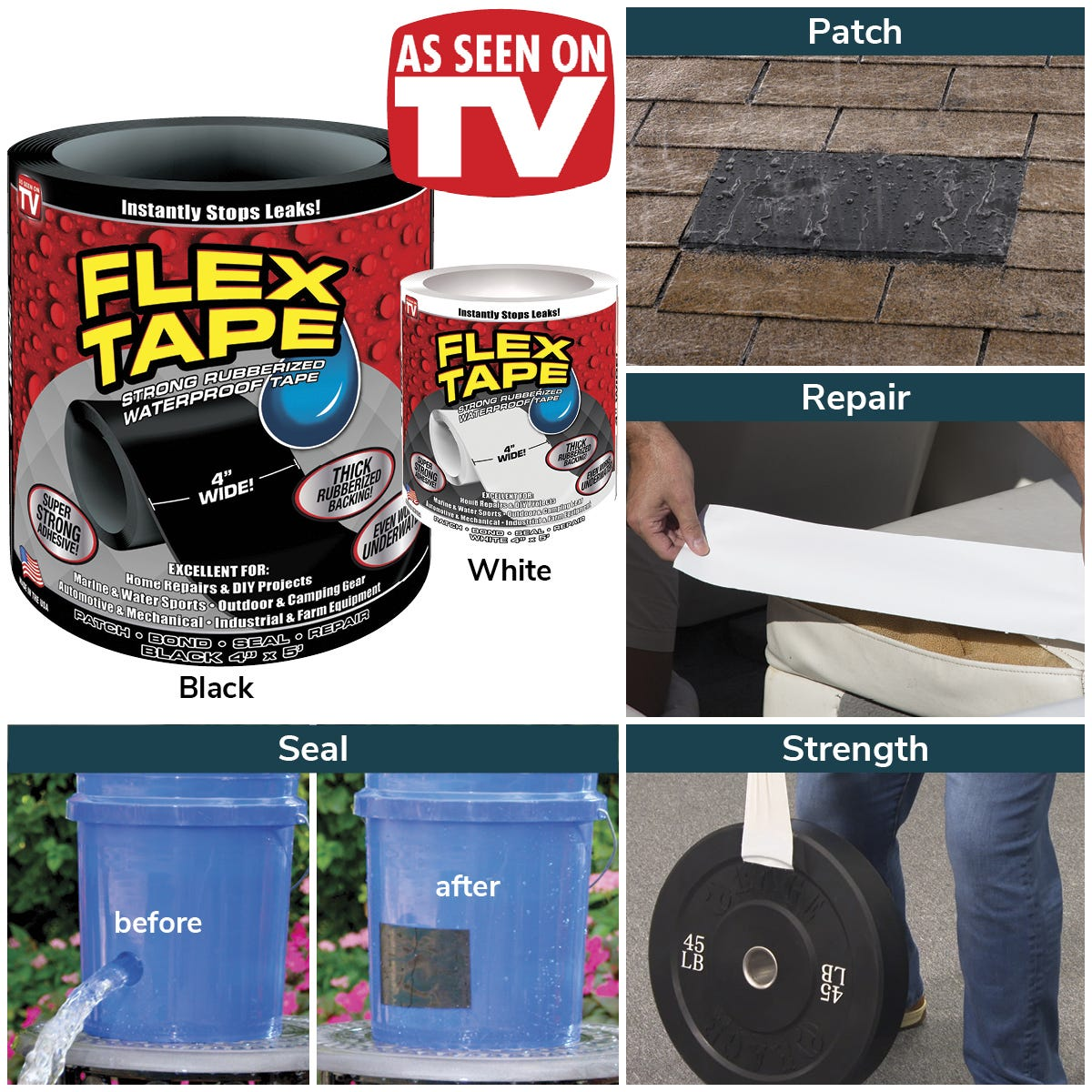 Flex Tape 4 Quot From Sporty S Tool Shop