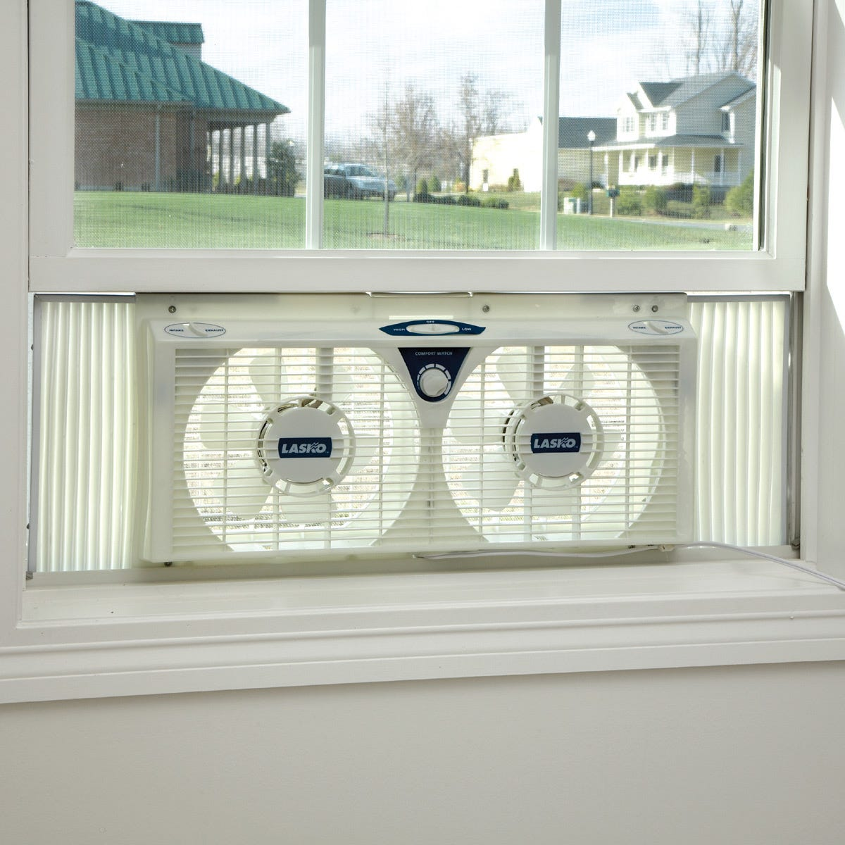 Window fan