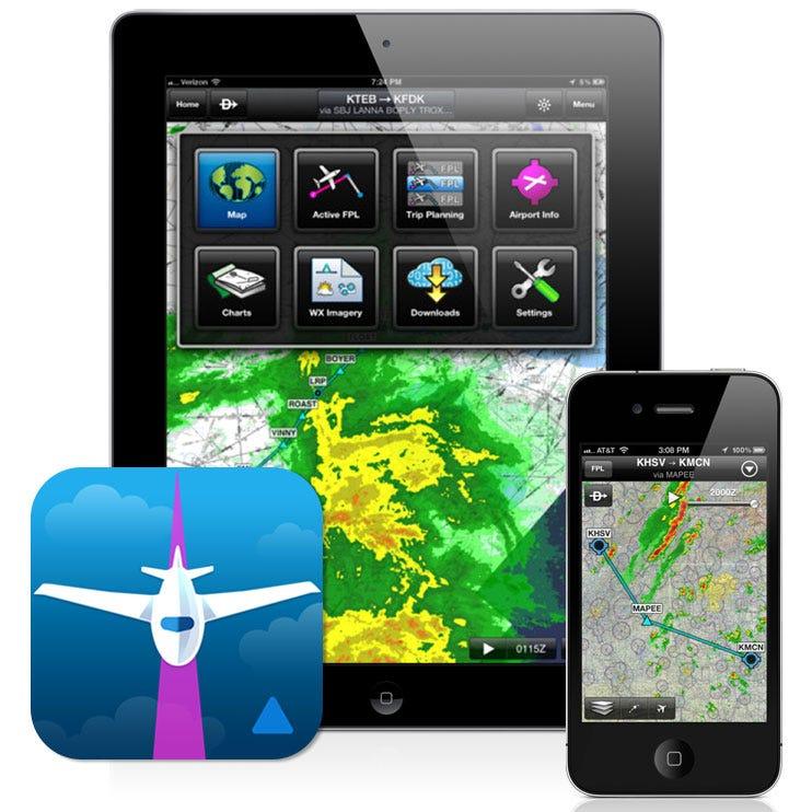 Garmin Pilot App Standard Subscription From Sporty S