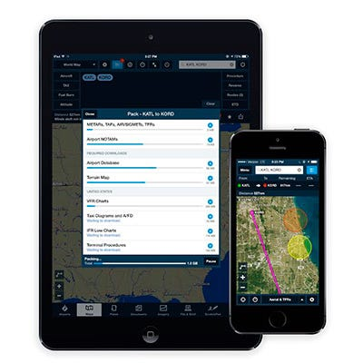 The best iPhone apps for pilots - appPicker