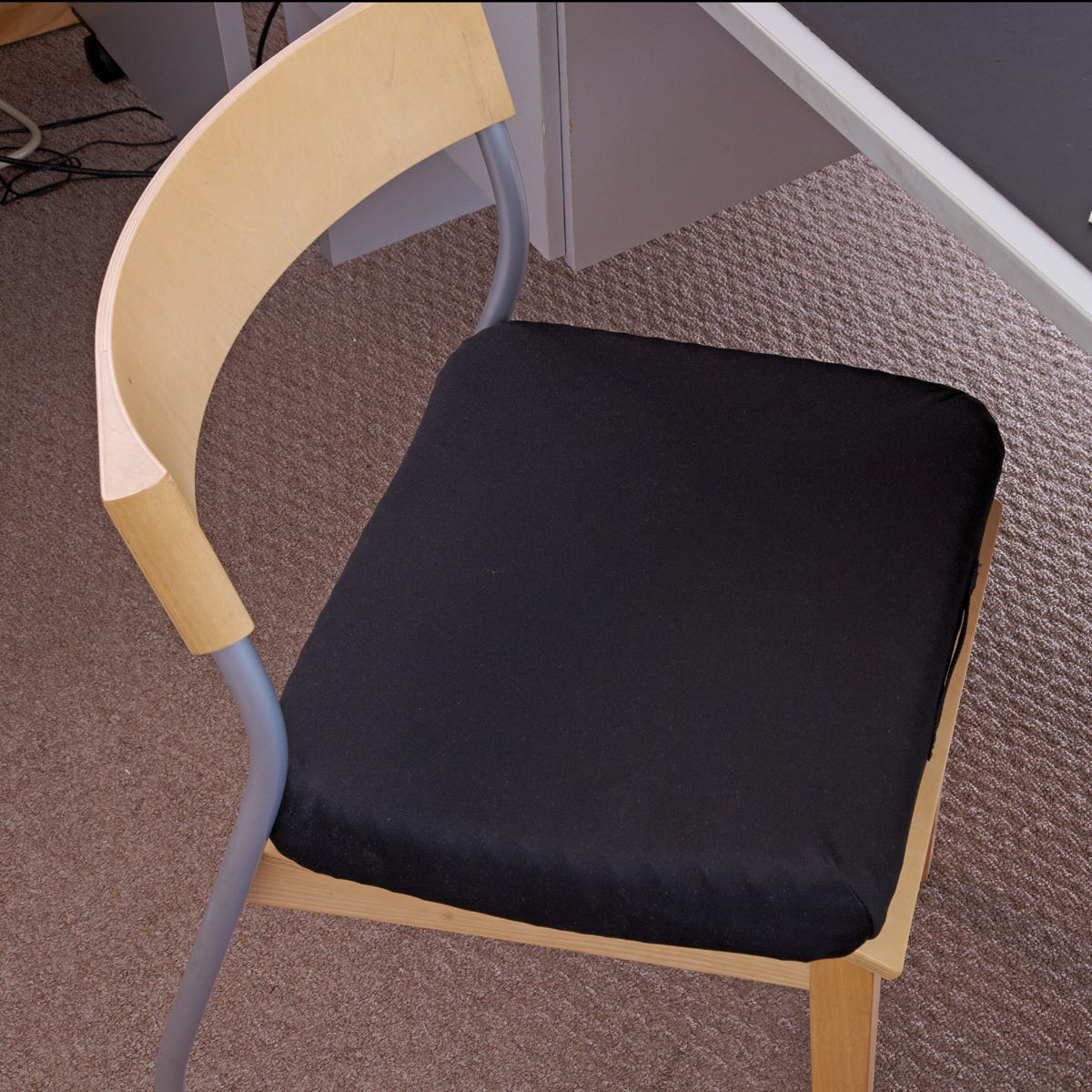 Gel Filled Chair Cushion From Sportys Preferred Living