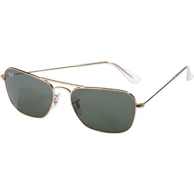 56f23565cf Ray-Ban Caravan Sunglasses (55mm - gold) - from Sportys Preferred Living