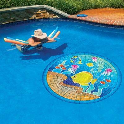 Pool Mat (29 inch diameter)