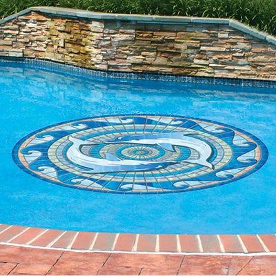 Pool Mat (59 inch diameter) - from Sportys Preferred Living