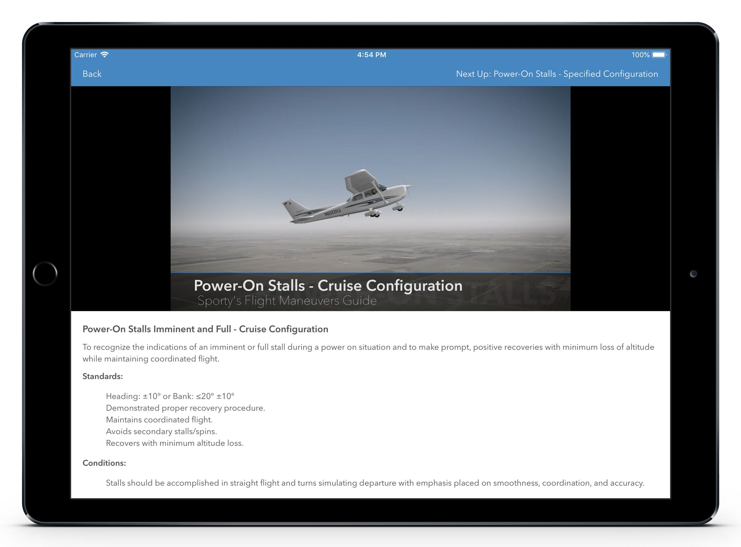 Sportys learn to fly course review