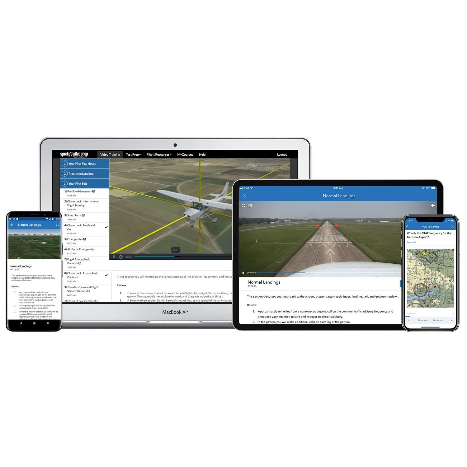 ff934a8f858e Learn To Fly Course - Private Pilot Test Prep - from Sporty s Pilot Shop