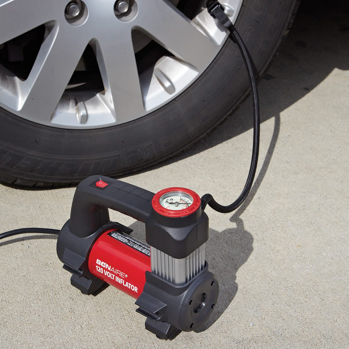 120v Tire Inflator - from Sporty\u0027s Tool Shop