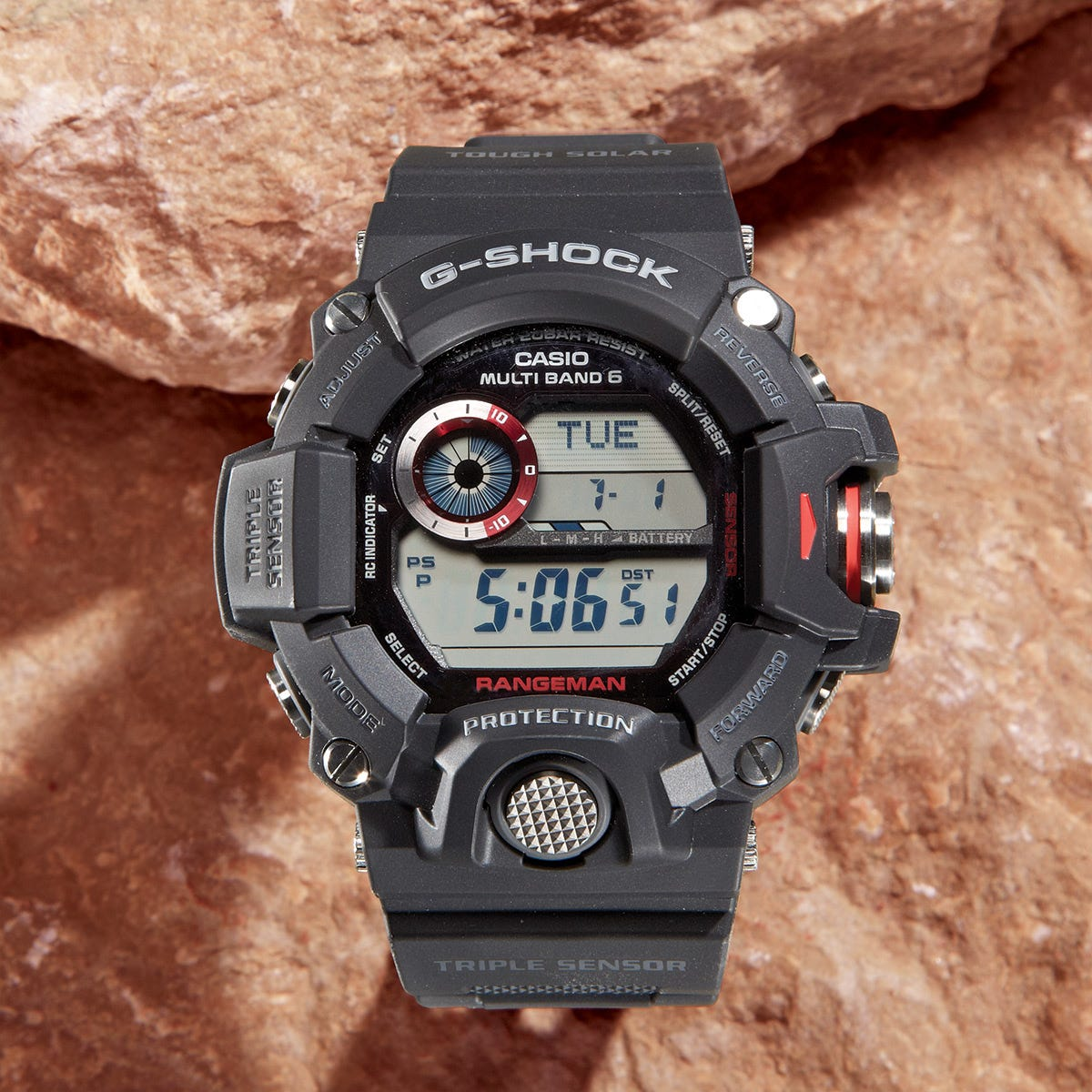79626053c2470 G-Shock Altimeter Watch - from Sporty s Pilot Shop