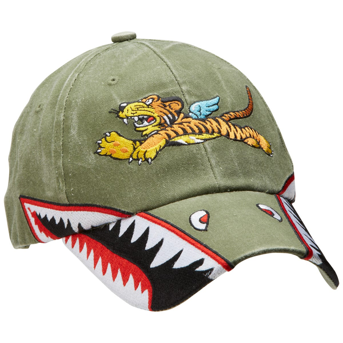 Flying Tigers Cap - from Sporty s Pilot Shop 466d4baa28be