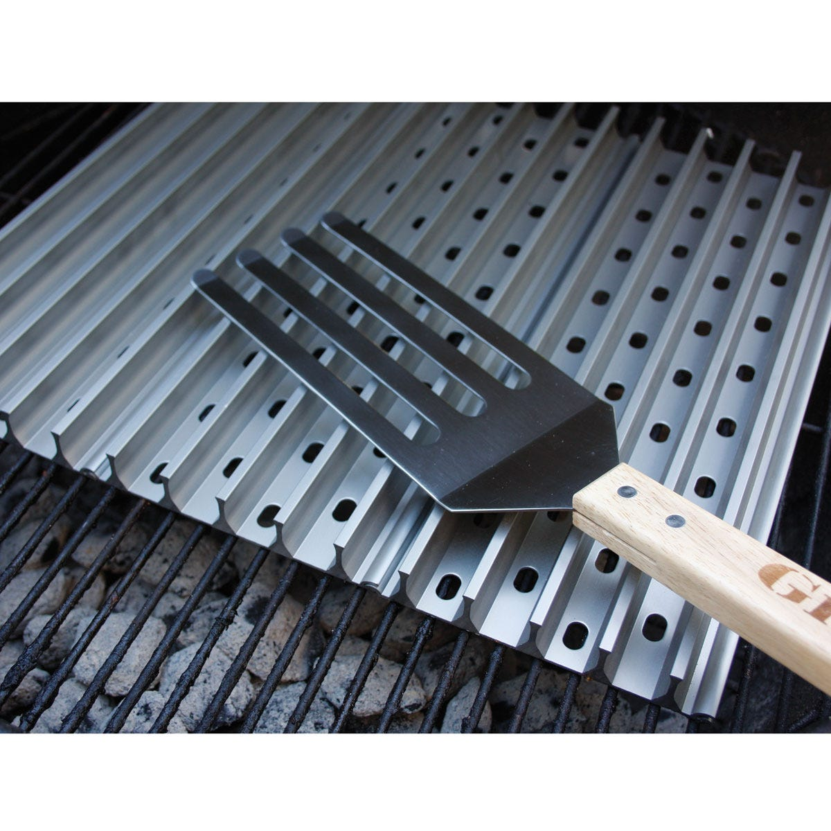 Grill Grates Includes Grate Tool Spatula From Sportys