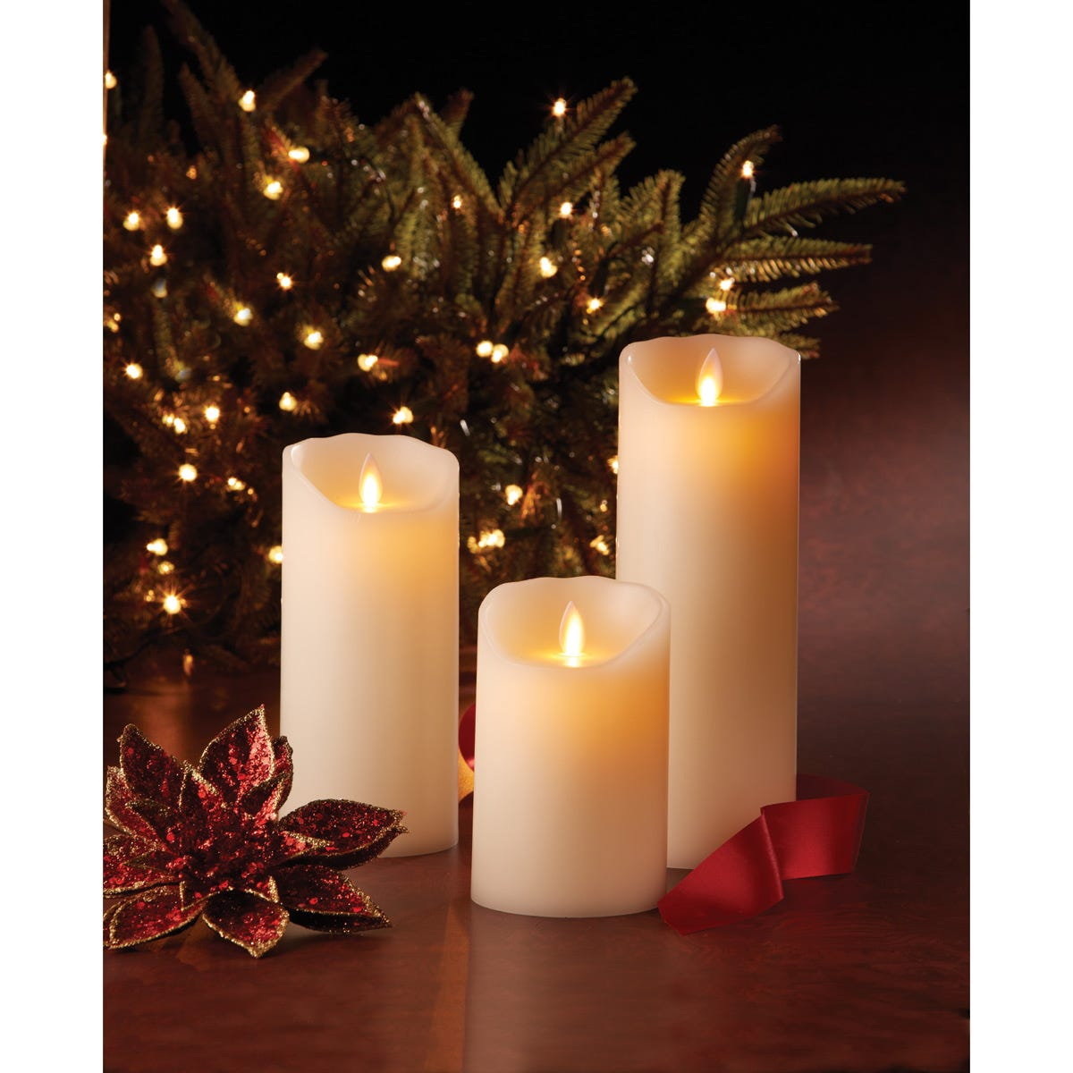 flameless candle with timer instructions