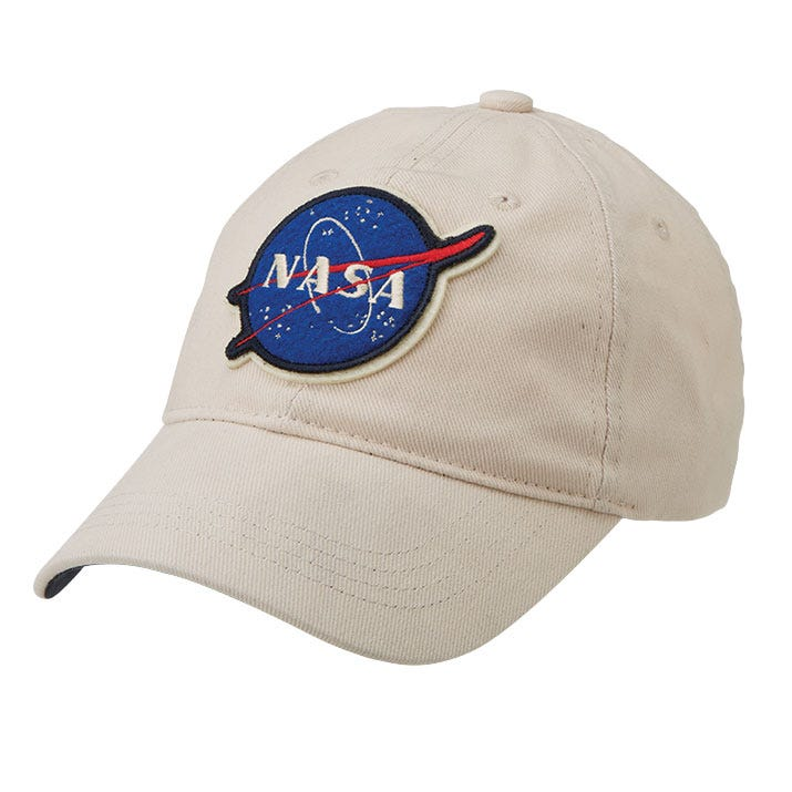 NASA Cap - from Sporty's Wright Bros Collection