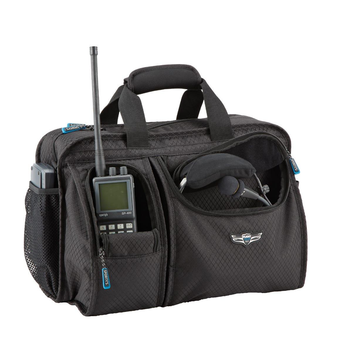 Flight Gear Hp Approach Bag From Sporty S Pilot Shop