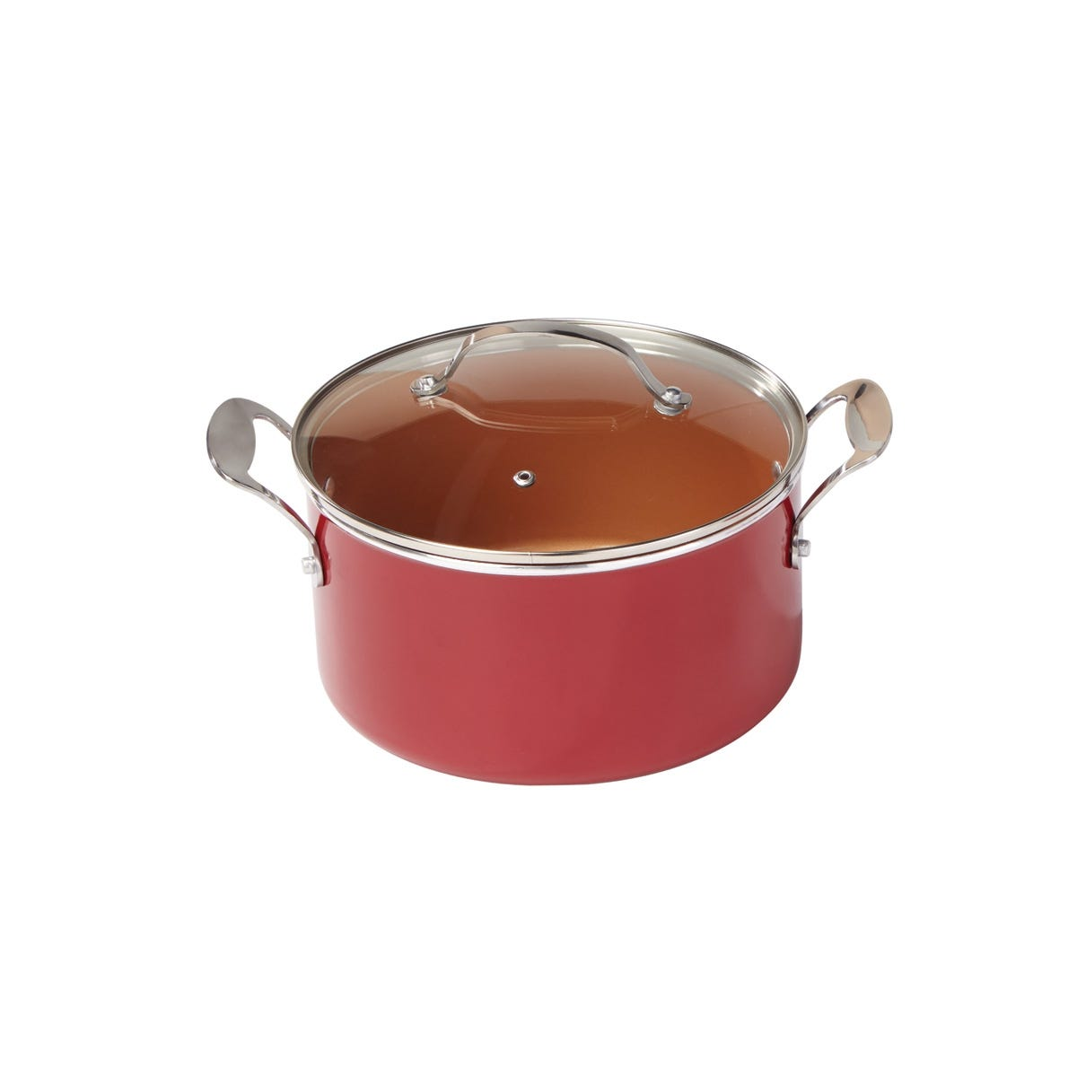 Red Copper 10 Pc Cookware Set From Sporty S Tool Shop
