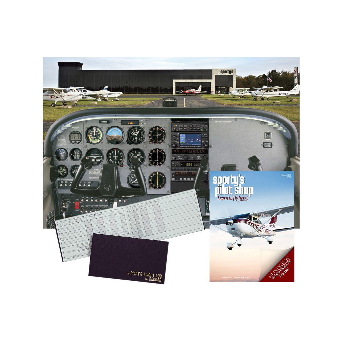 Intro to Flying Kit - FREE!