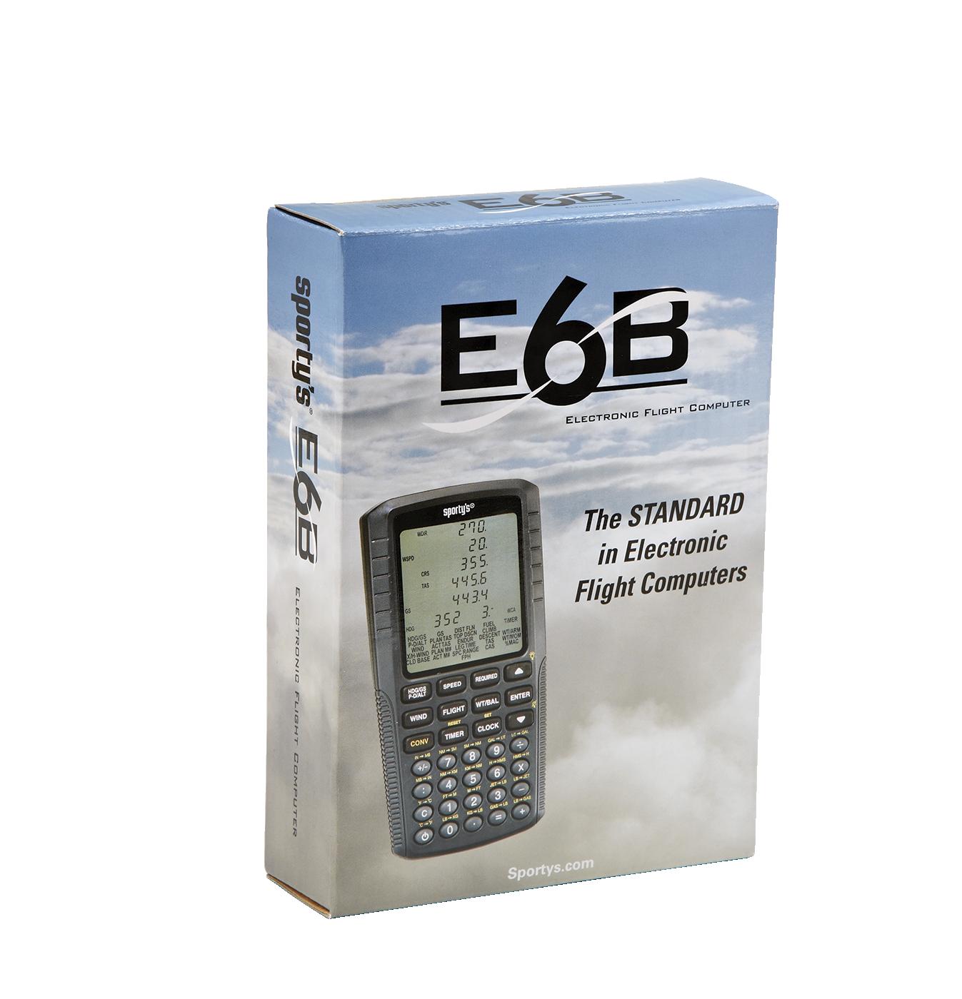 Sportys electronic e6b flight computer fandeluxe Gallery